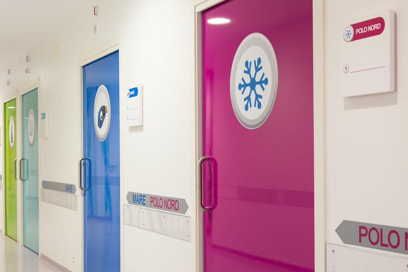 Day Hospital di Oncoematologia Pediatrica