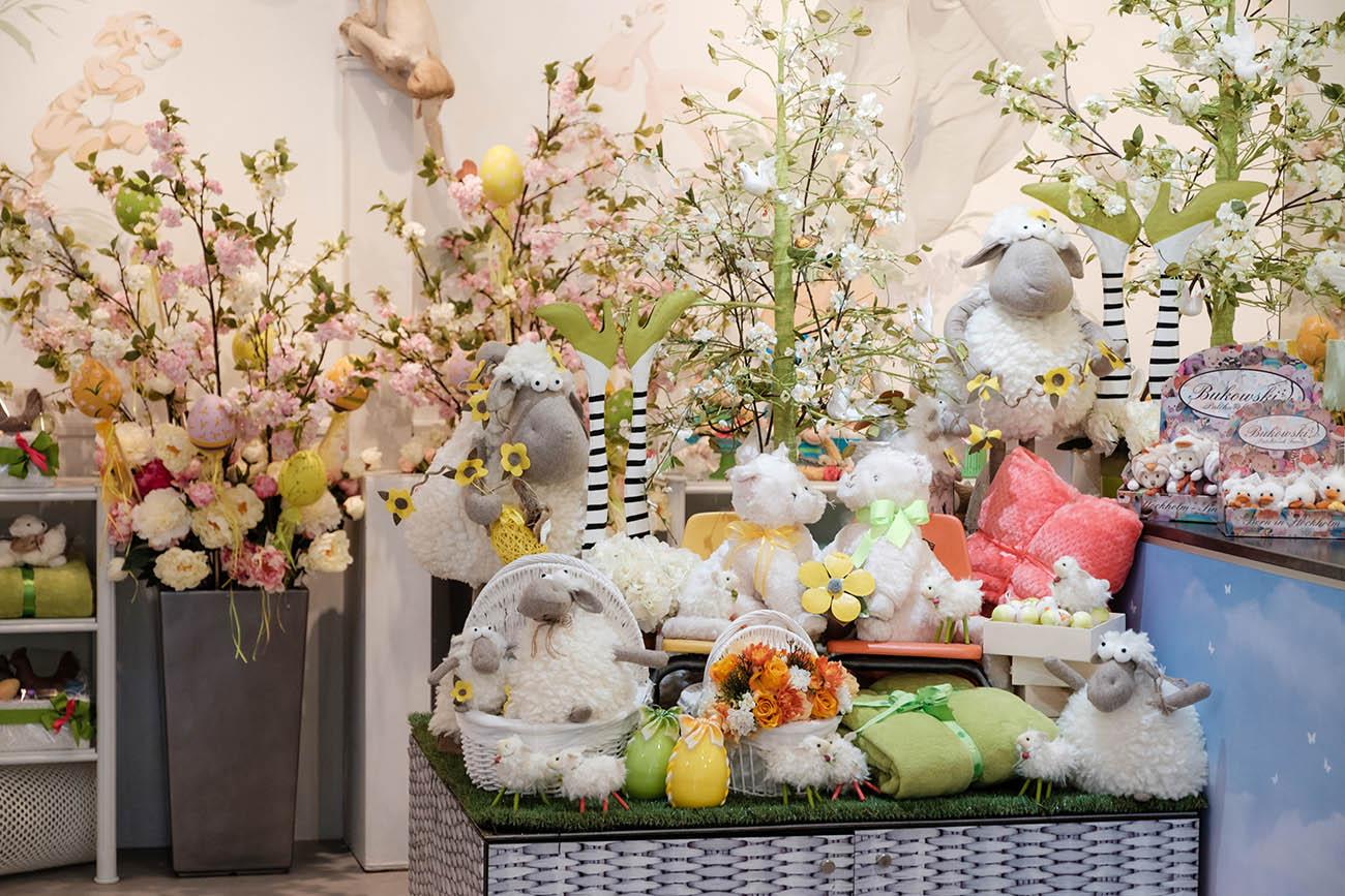 Adisco shop Pasqua