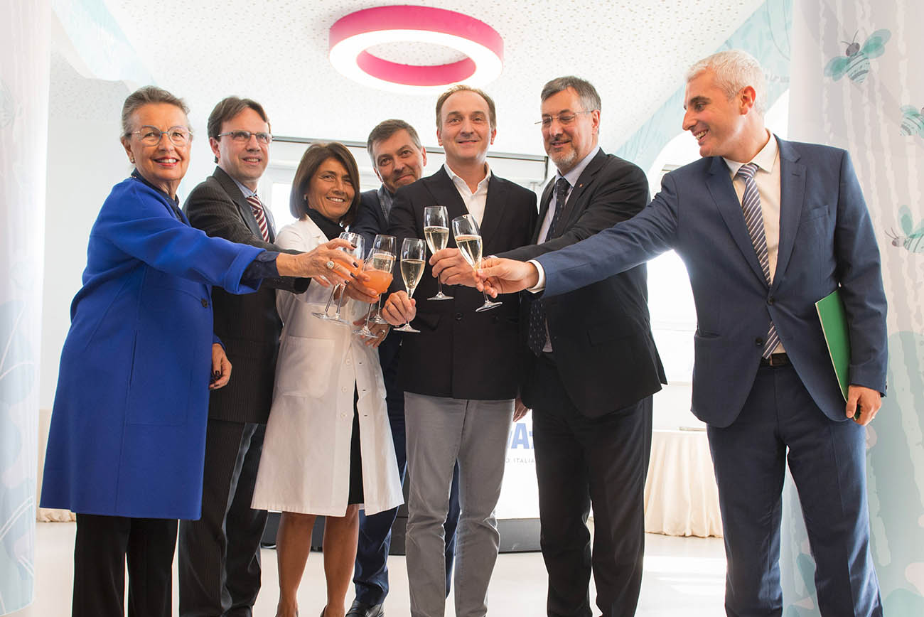 Nuova degenza di Oncoematologia pediatrica dell'Ospedale Infantile Regina Margherita: il quarto importante traguardo raggiunto da Adisco Sezione Piemonte