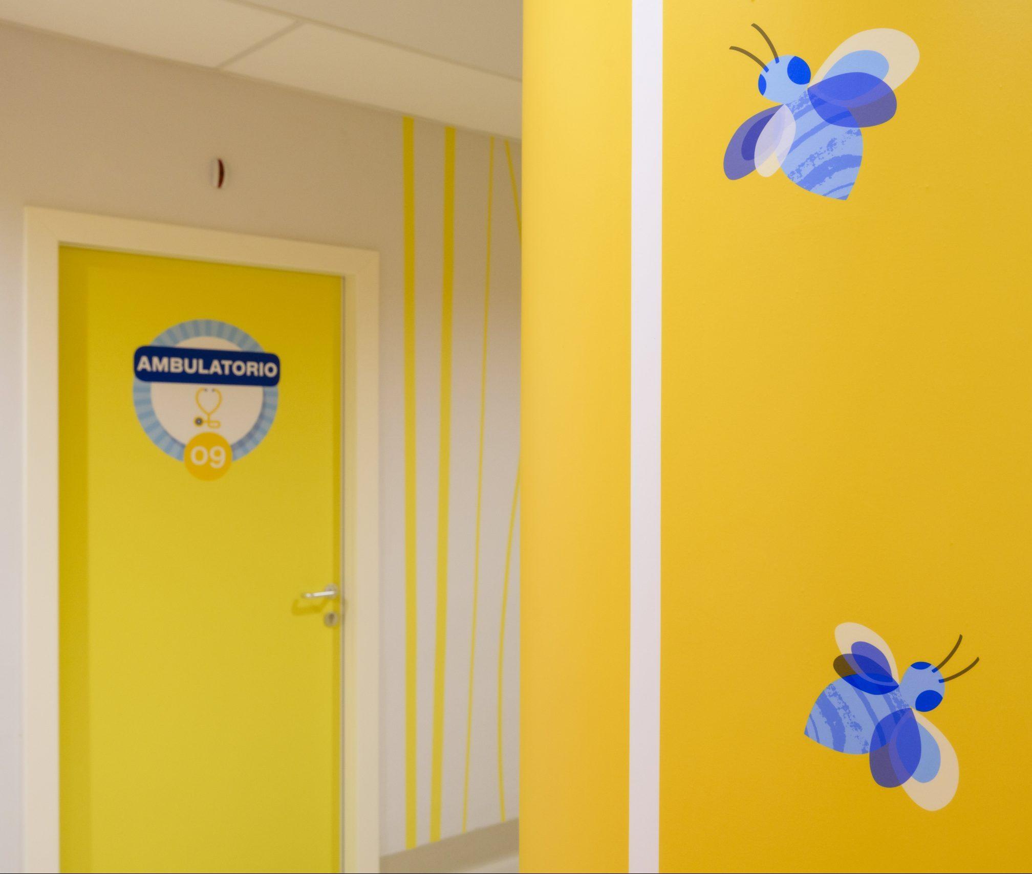 Ambulatori di Oncoematologia Pediatrica